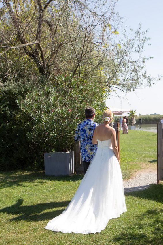 Hochzeit im Seepark Weiden im Burgenland - Freie Trauung