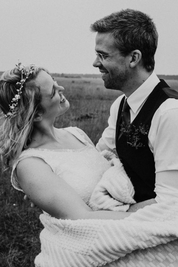 Afterwedding im November - Paarfoto bei Wiener Neustadt